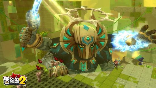 《冒险岛2》4.6新版本携造梦计划上线 内测资格限时增发