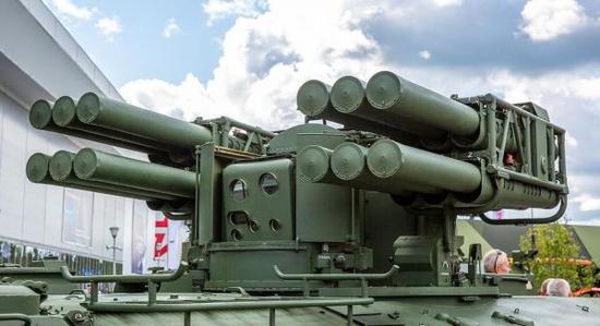 """无人防空技术?俄展示""""革命性""""地空导弹系统"""
