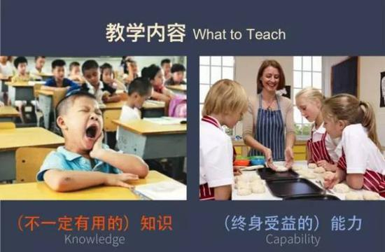 其实,教育的精髓应该是忘记了课堂上教的所有内容之后沉淀下来的东西。