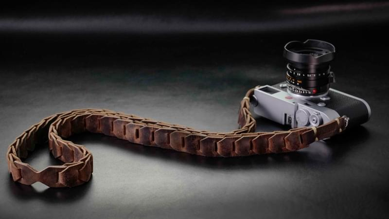Rock n Roll发布新款Hendrix手工真皮相机背带