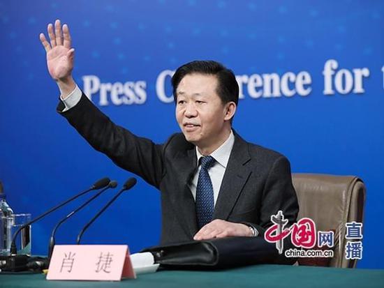 财政部长肖捷: 今年将取消或停征35项涉企行政事业性收费