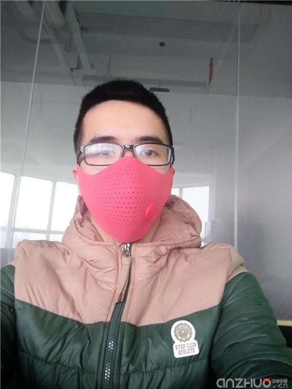 小米防雾霾口罩AirWear图赏的照片 - 8
