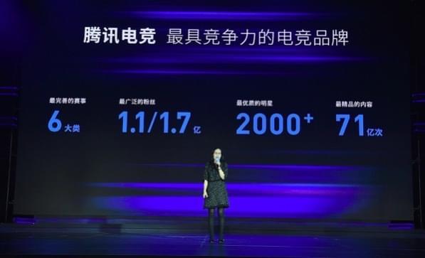 腾讯互娱迎来第五大业务集群 电竞业务走向前台的照片 - 2