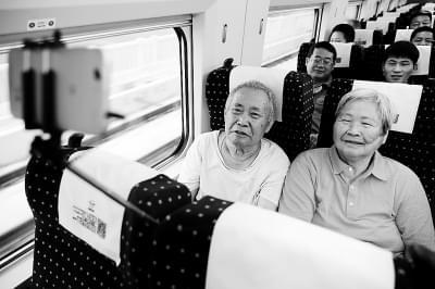 """郑徐高铁开通运营 网友盛赞河南""""朋友圈""""越来越大"""
