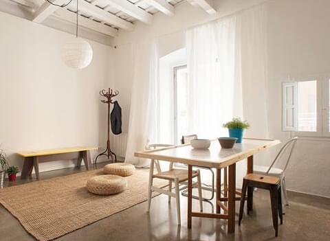 地毯搭配,地毯保养,客厅地毯选择,青岛业主装修