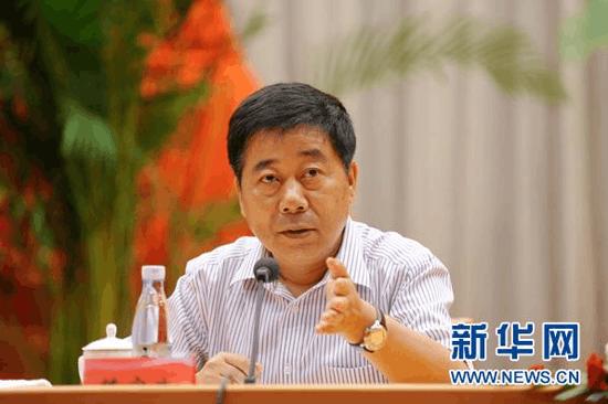 袁贵仁被免去教育部部长职务 陈宝生接任