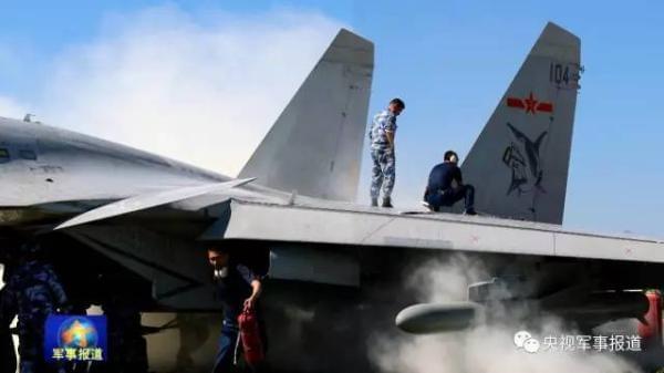 惊魂10分57秒!歼15飞行员与塔台通话曝光