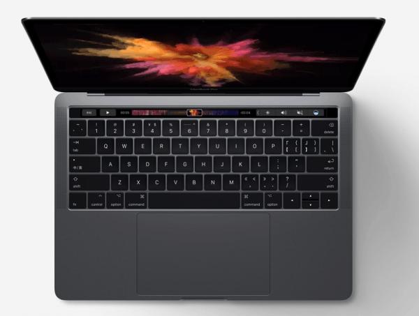 抢先看苹果自家的应用会如何支持Touch Bar的照片 - 1