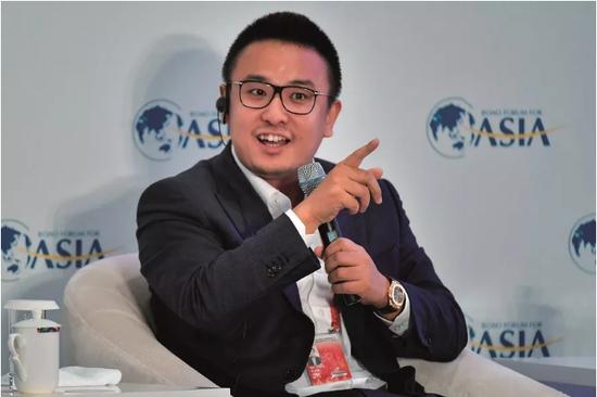 张旭豪放下枪杆 —— 饿了么的十年创业故事