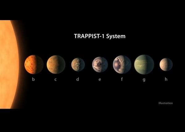 """我们终于看到了40光年外的""""地球""""的照片 - 4"""
