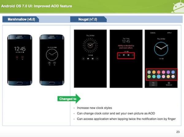 Galaxy S7/S7 edge升级Android Nougat指南下载的照片 - 3