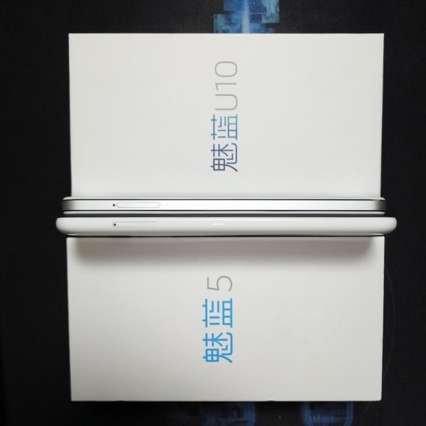 """魅蓝5""""宝石蓝/冰河白""""上手:开箱 / 跑分 / 兼与魅蓝U10对比的照片 - 21"""