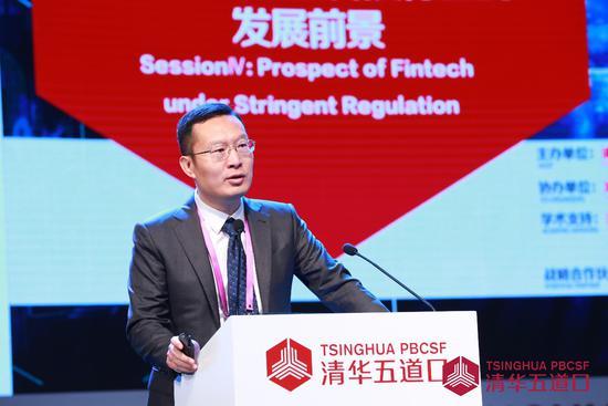 高榕资本张震:我们要做服务实体经济的金融科技投资