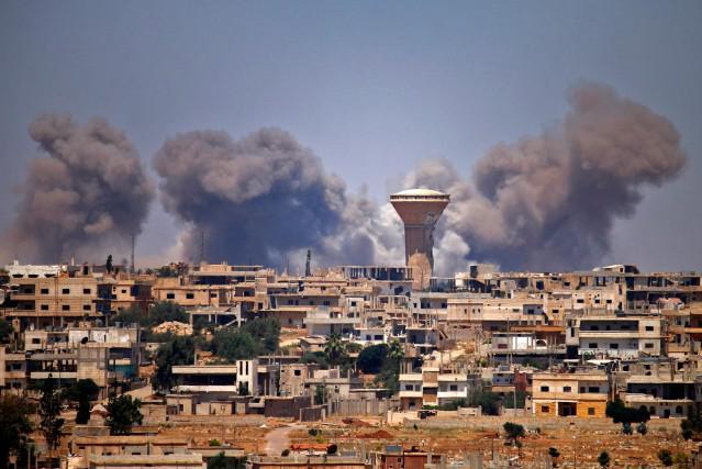 内塔尼亚胡同普京通话:将继续在叙利亚对抗伊朗