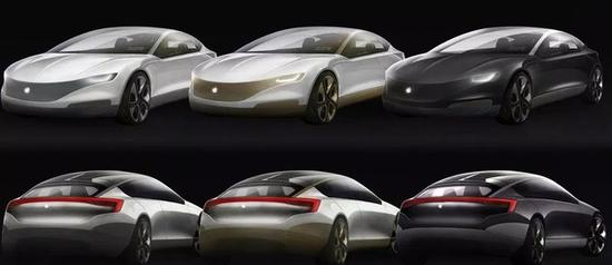 苹果申请自动驾驶专利:让车辆在跑动中共享电池