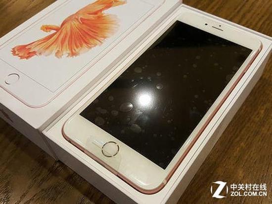 果粉挚爱 苹果iPhone 6s港版报价2960元