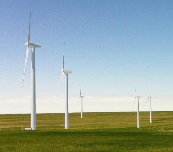 微软签署风电协议 欲打造环保数据中心