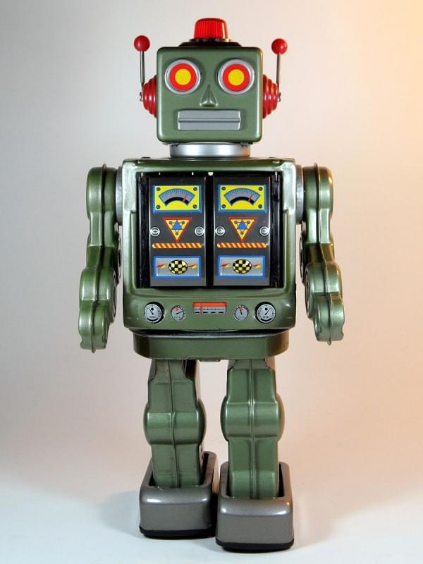 英国正式颁布机器人道德标准:不许伤害、欺骗和令人成瘾的照片 - 2