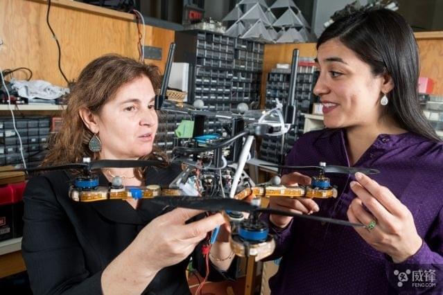 MIT研发无人机安全技术 可使机群免受黑客攻击