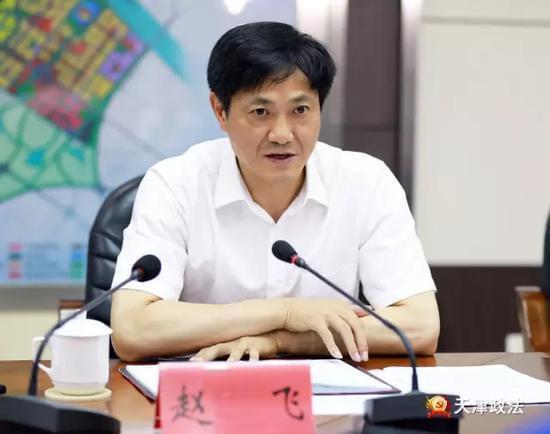 天津政法委书记下死命令灭传销:打不净不罢手不收兵