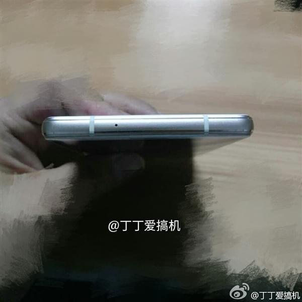 超小米MIX?ZUK Edge白色真机首曝的照片 - 3