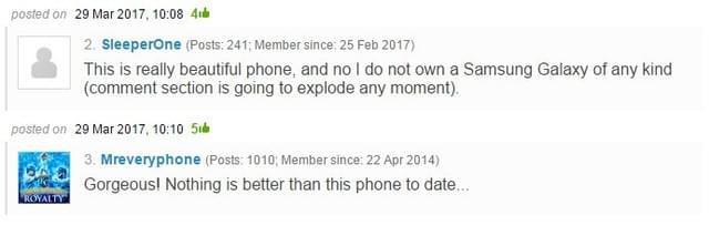 三星Galaxy S8好不好 看看老外们的评论