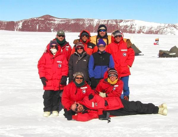 [多图]南极陨石搜寻计划 世界尽头之旅