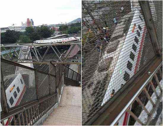 台湾火车出轨事故致百余死伤2名大陆籍旅客受伤