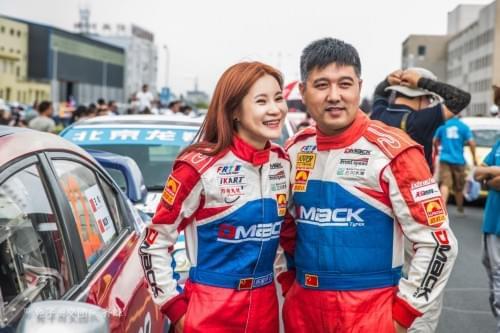 陈思诺多伦拉力赛领航中国赛车王