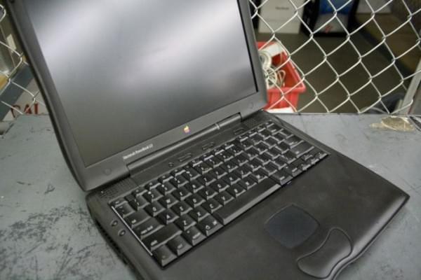 横穿七个时代: 回忆苹果笔记本电脑的进化的照片 - 5