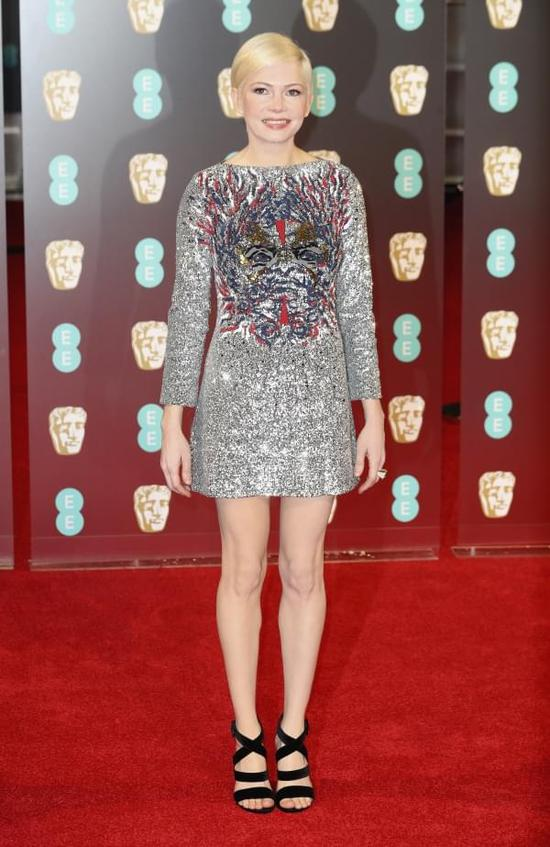 Michelle Williams Baftas