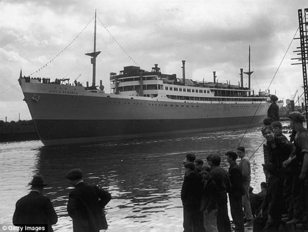 """探险家花25年终于找到二战""""黄金沉船""""的照片 - 5"""