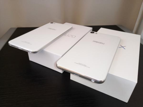 流光背影+首发P20:魅蓝X 开箱、跑分、快充、屏幕测试的照片 - 20