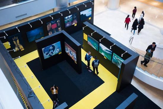 2017美國《國家地理》全球攝影大賽中國區獲得了戰略合作伙伴vivo
