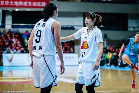 北京首钢女篮16分大胜辽宁 6连胜开季保持不败