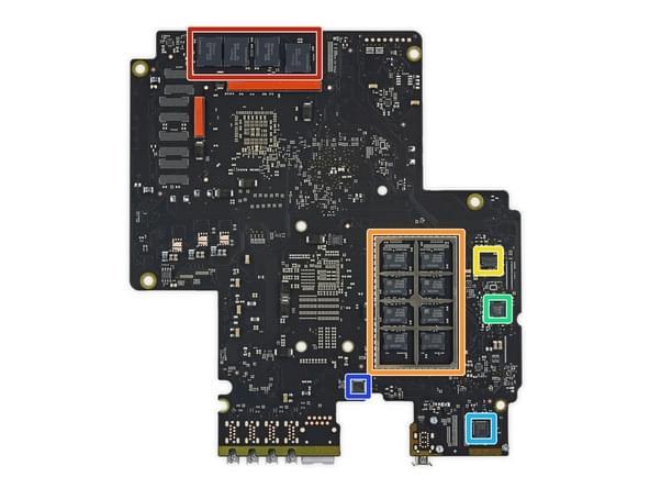 Surface Studio拆解:内部有ARM处理器 可轻松更换硬盘的照片 - 32