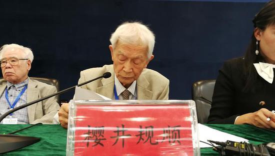 日本前国会议员:日政府应确认侵略事实 谢罪赔款