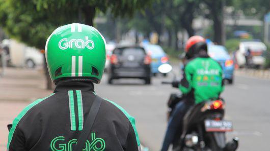 微软投资东南亚打车软件公司Grab 具体金额不详