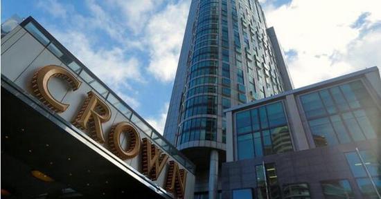 外媒:澳皇冠赌场18名在华员工因宣传赌博被起诉