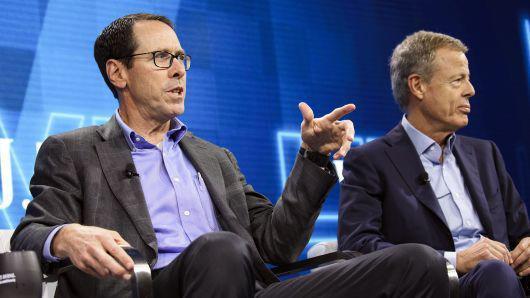 AT&T与时代华纳并购再遇挫折 美国司法部提起上诉