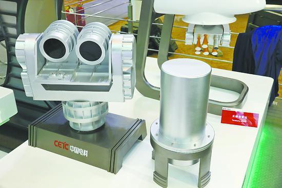 量子雷达啥样?中国在珠海航展全球首次公开实物