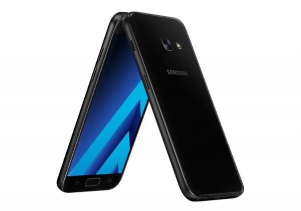 三星正式推出Galaxy A 2017系列智能手机 通过IP68认证的照片 - 7