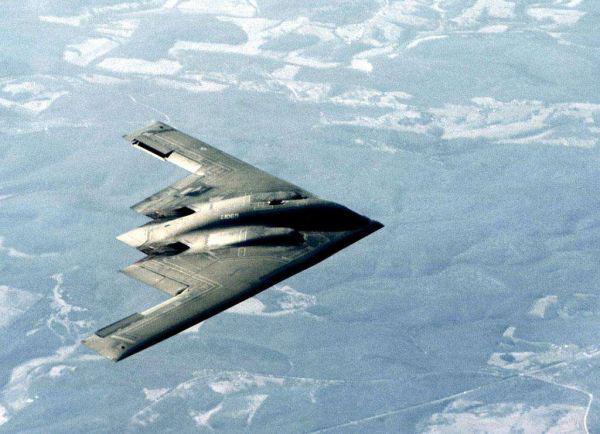 生怕泄密!处理退役B-2轰炸机问题或困扰美空军
