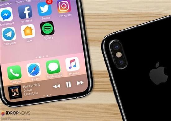 如果iPhone8真的长成这样:你会掏钱买吗
