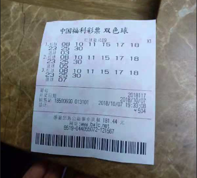 北京站主领衔合买 8人击中812万大奖 彩票曝光