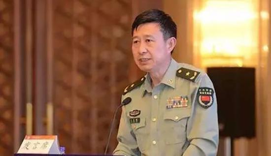 王兆耀任中央军委装备发展部副部长 张育林卸任