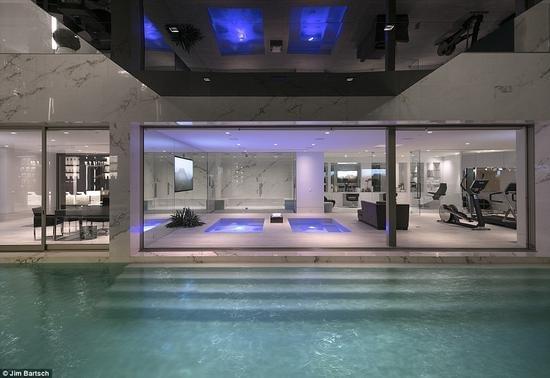 价值7亿 美国地产商打造《GTA5》豪宅的照片 - 10