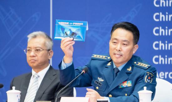 会是歼20么?中国空军新型战机将亮相珠海航展