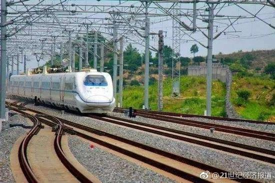铁路运输总收入6958亿元 同比增收17%