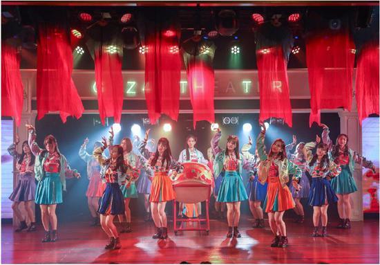 GNZ48公演《MISS》计划启动 曾因音乐车祸现场受关注